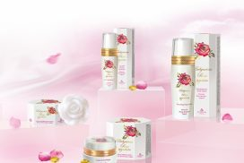 Bulgarian Rose signature cosmetics series