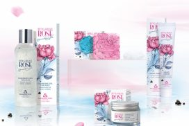 Bulgarian Rose signature spa cosmetics series