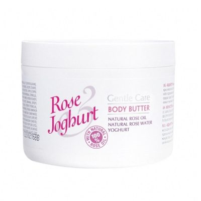 "Body butter ""Rose Joghurt"" 220 ml"