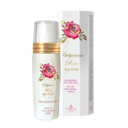 Cleaning face gel -Bulgarian Rose Signature 90 ml