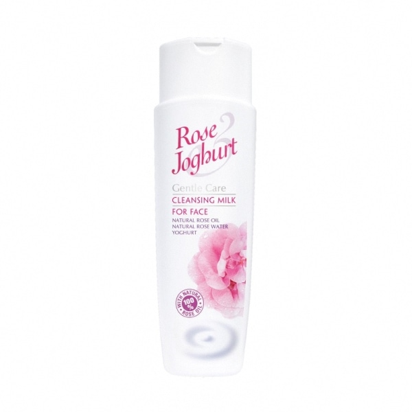 "Cleansing Milk for Face ""Rose Joghurt"" 250 ml"