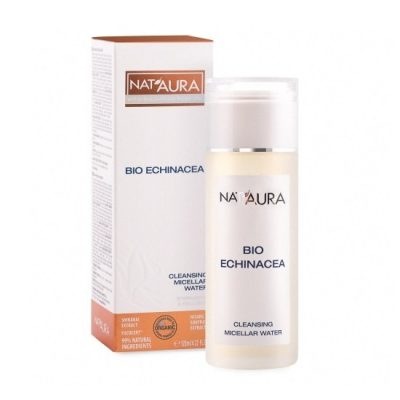 Cleansing micellar water NAT'AURA 125ml