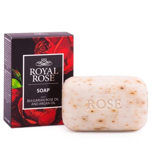 Cosmetic soap Royal Rose 100g