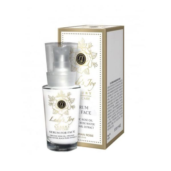 "Face Serum ""Lady's Joy Luxury"" Skin Care 30 ml"