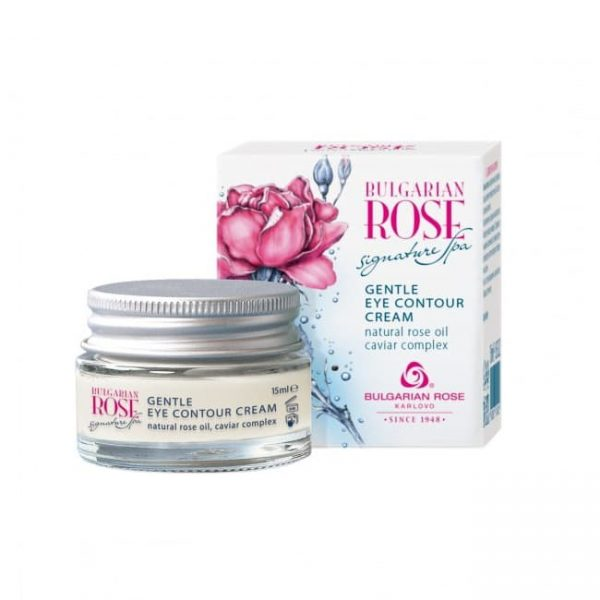 "Gentle Eye Contour Cream ""Bulgarian Rose Signature Spa"" 15 ml"