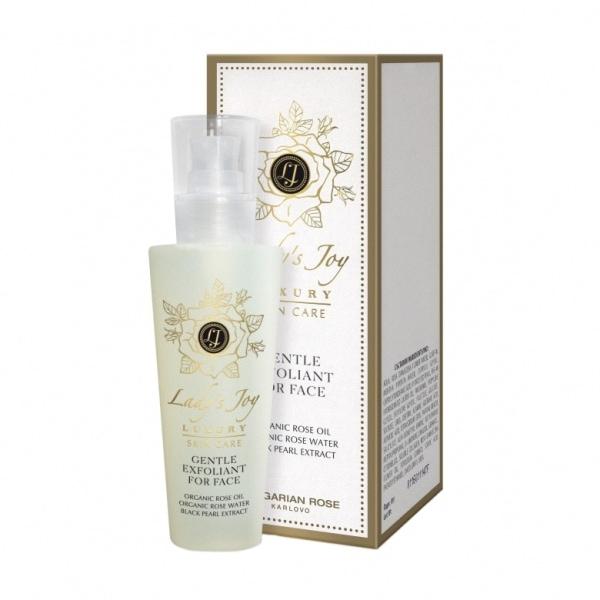 Gentle Face Exfoliant Lady's Joy Luxury Skin Care 160 ml
