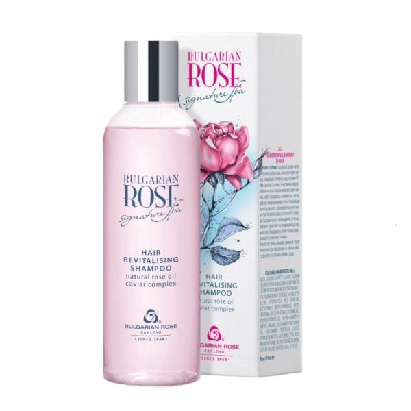 Hair Revitalizing Shampoo by Bulgarian Rose Signature Spa 200ml.jpg