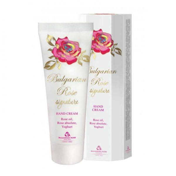 Hand Cream - Bulgarian Rose Signature 75 ml