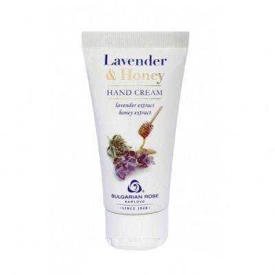 Lavender and honey hand cream 50ml