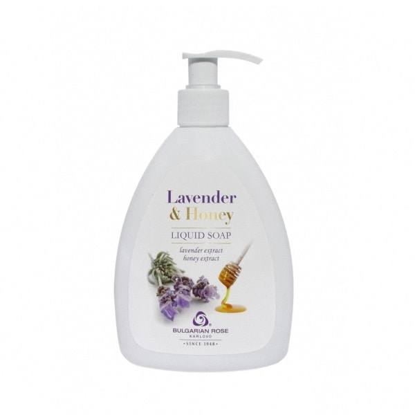 Lavender and honey liquid soap 290 ml