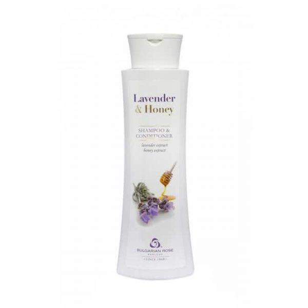 Lavender and honey shampoo & conditioner