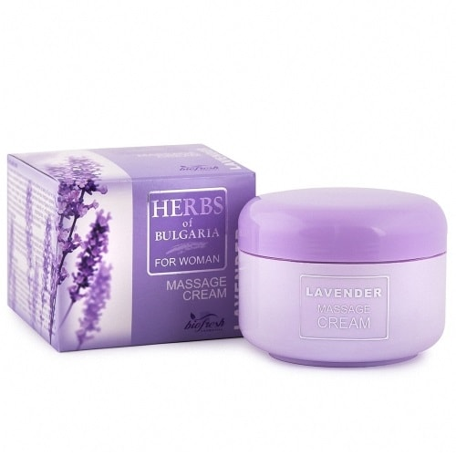 Massage cream Lavender 330ml