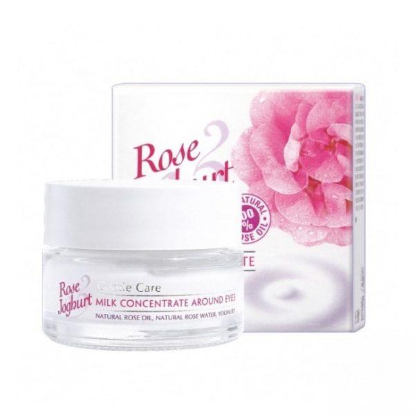 "Milk Concentrate Around Eyes ""Rose Joghurt"" 15 ml"