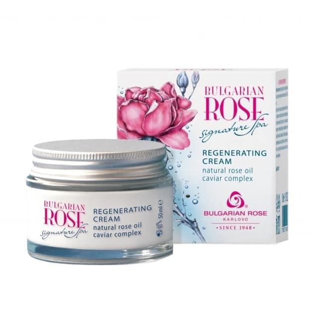 """Regenerating Cream """"Bulgarian Rose Signature Spa"""" 50 ml"""