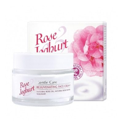"Rejuvenating Face Cream ""Rose Joghurt"" 50 ml"