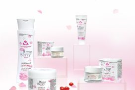 RoseBerry Nature cosmetics series