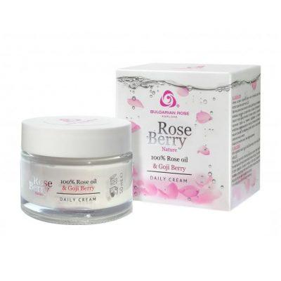 Rose Berry Nature Day Cream 50 ml
