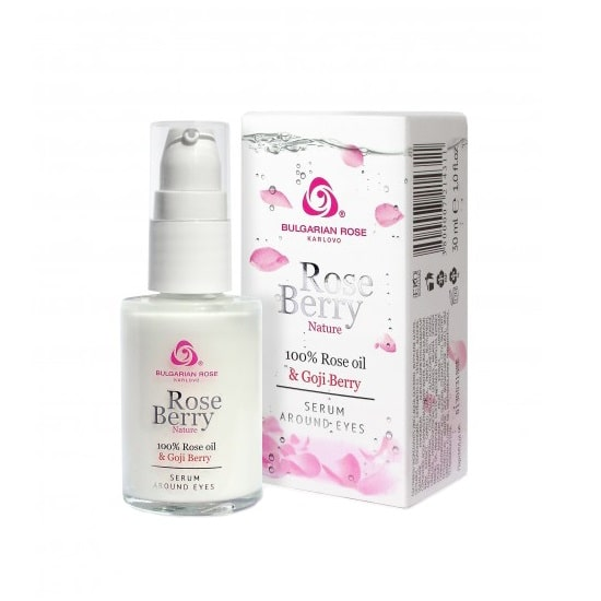 Rose Berry Nature Eye Serum 30 ml
