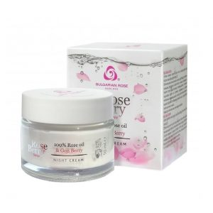Rose Berry Nature Night Cream 50ml