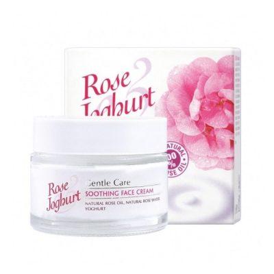 Soothing face cream Rose Joghurt 50 ml
