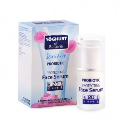 The Probiotic Protecting Face Serum SPF20
