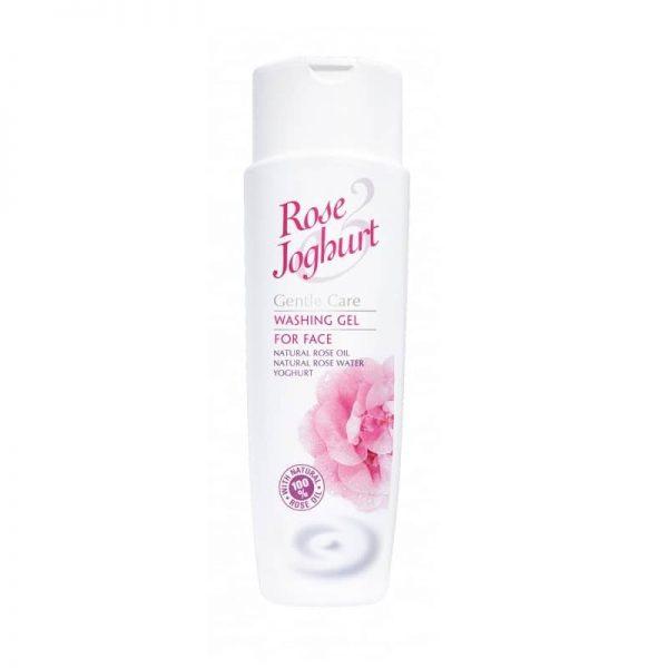 """Washing Gel for Face """"Rose Joghurt"""" 250 ml"""