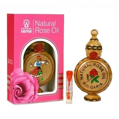Bulgarian Rose oil Lema 0.5 ml