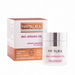 Cream concentrate eye and lips zone NAT'AURA 45+ 30 ml