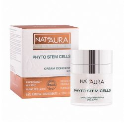 Cream concentrate eye zone NAT'AURA 30+30 ml