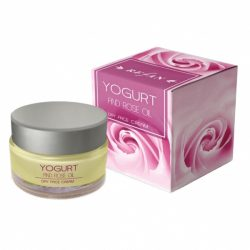 Day face cream Yogurt and Rose oil 30ml