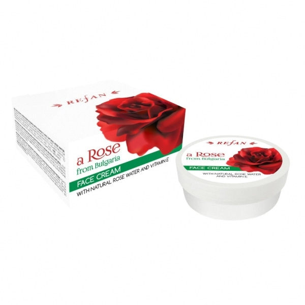 Face cream A Rose from Bulgaria 50 ml