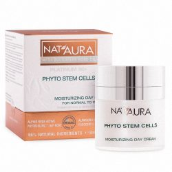 Moisturizing day cream for normal to dry skin NAT'AURA 30+ 50 ml