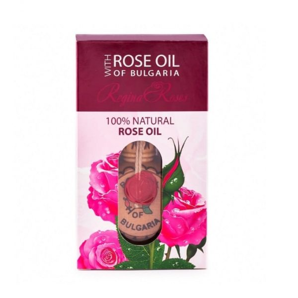 Natural Rose oil Regina Roses 1.2ml