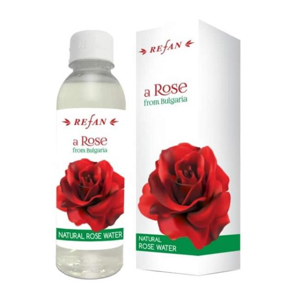 Natural Rose Water A Rose from Bulgaria 250 ml