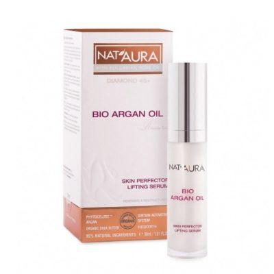 Skin perfector lifting serum NAT'AURA 45+