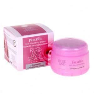 24 h Nourishing Cream Prestige Rose&Pearl 50ml