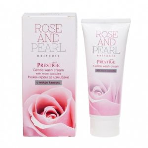 Gentle Wash Cream with Micro Capsules Prestige Rose & Pearl 100ml