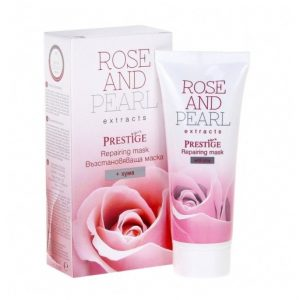 Repairing mask Prestige Rose & Pearl 75ml