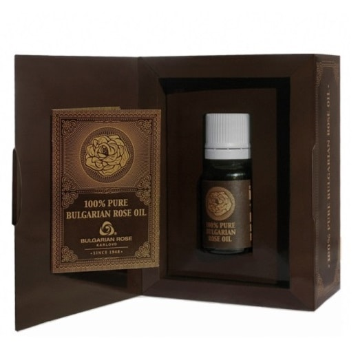 Rose oil in boxed bottle 5.0ml