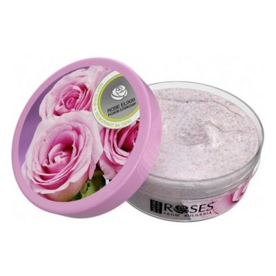 Body Scrub with Rose Extract 200ml