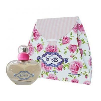 Eau de Parfum Nature of Agiva Royal Rose 50ml