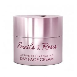 REVIVE SNAILS & ROSES Active Rejuvenating Day Cream 50ml
