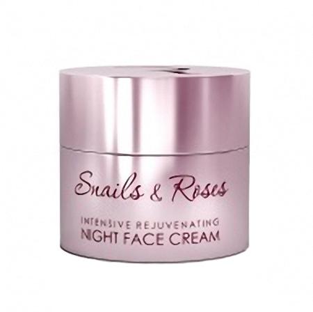 REVIVE SNAILS & ROSES Active Rejuvenating Night Cream 50ml