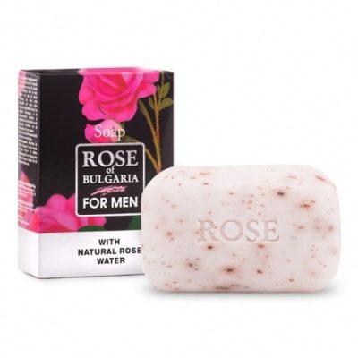Soap for men Rose of Bulgaria 100g
