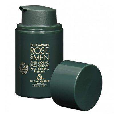 Bulgarian Rose for Men Anti-aging Face Cream 50ml