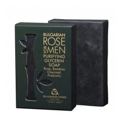 Bulgarian Rose for Men Purifying Glycerin Soap 80g