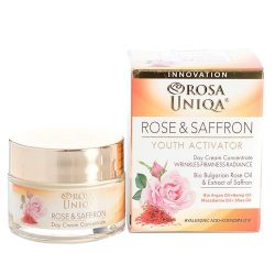 Day Cream Concentrate Rose and Saffron 50ml