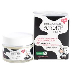 Day cream Yogurt and amaranth Arsy Cosmetics 50ml
