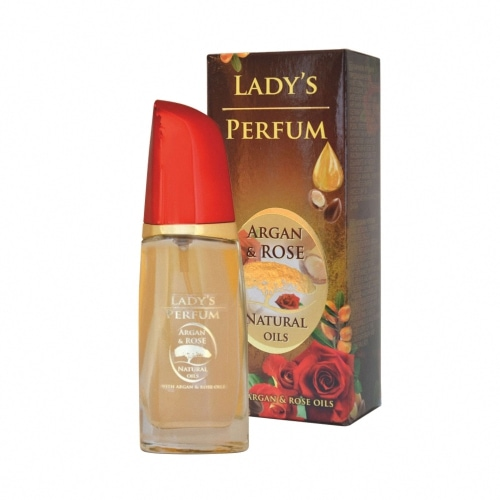 Perfumes Argan and Rose 50ml