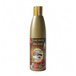Hair Mask Argan and Rose 250ml